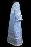 Стихар вівтарний блакитний