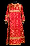 Стихарь пономарский красный