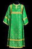 Стихарь пономарский зеленый (парча)