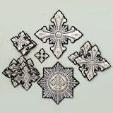 Хрести для облачень чорні «Різдво»