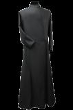Подрясник мужской русский с вышивкой на воротнике (шерсть облегченная)