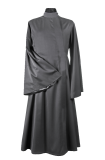 Ряса мужская русская без вышивки (шерсть облегченная)