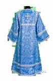 Стихарь пономарский синий