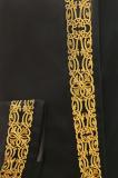 Ряса мужская русская с вышивкой золотом