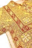 Стихарь детский желтый (рост 110-128)