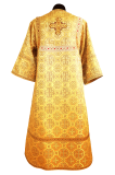 Стихарь пономарский желтый