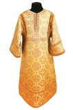 Young Server Robe yellow (height 152-158)