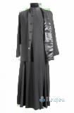 Жилет церковный мужской демисезонный с вышивкой на полочке