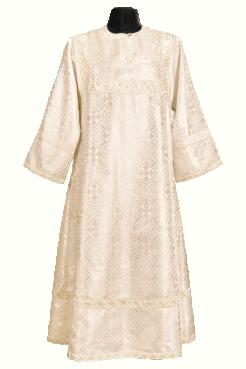 ☦️ALTAR SERVER STICHARION WHITE •  buy | for sale >>> ORTHODOX