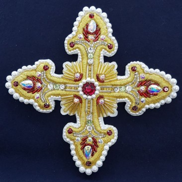 Crosses for priest vestments