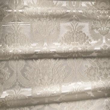 Парча «Рождество Богородицы» для облачения белая