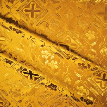 Church Silk (Vine) yellow