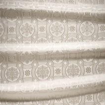 Шовк церковний «Великодній дзвін» білий