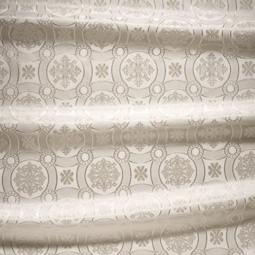 Church Silk (Easter Bells) white