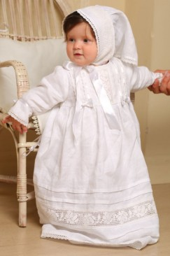 Christening dress (Marichka)