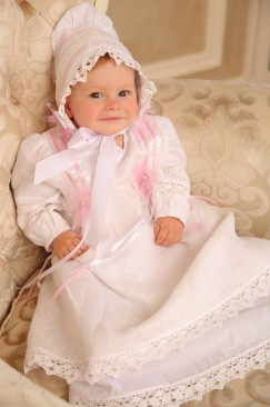 Christening gown (Katrusia)
