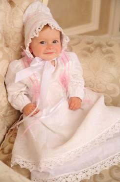 ☦️Платье «Катруся» | КУПИТЬ >> Украина | Киев • Одежда для крещения