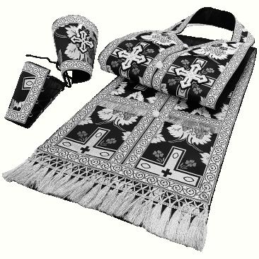 Priest's Epitrachelion Set