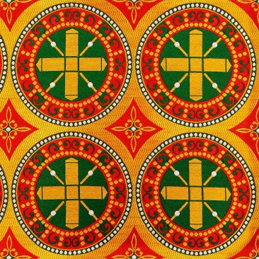 Ткань для облачений «Византия»
