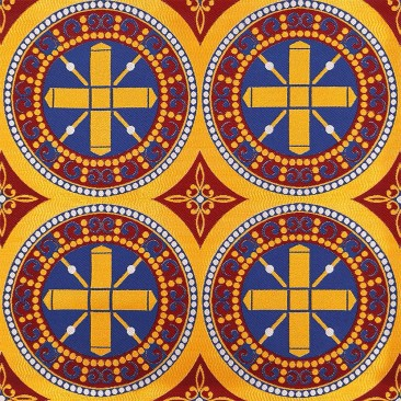 Парча церковная «Византия»