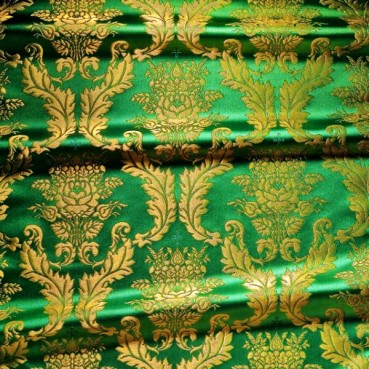 ☦️BROCADE (CROWN OF THORNS) FOR VESTMENT •  buy | for sale
