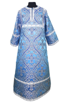 Altar Server Robe blue