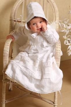 ☦️Крестильный набор «Анастасия» | КУПИТЬ >> Украина | Киев • Одежда для крещения