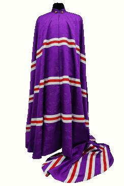 Архиерейская мантия фиолетовая