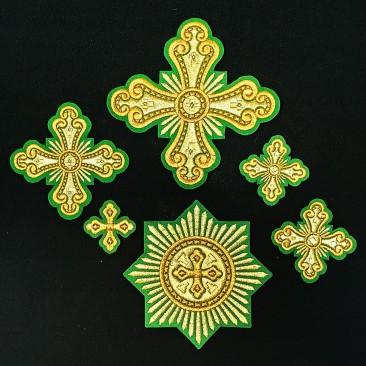 Crosses for Bishop Vestments (Prince)