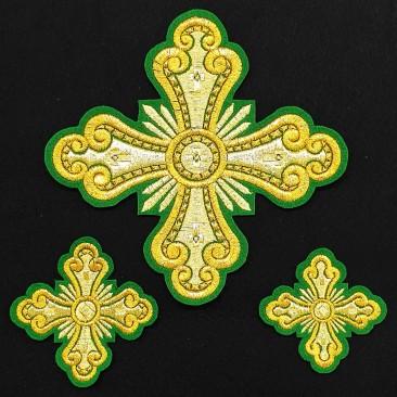 Кресты для облачений диаконских «Княжич»