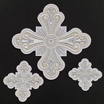 Кресты для белых диаконских облачений «Княжич»