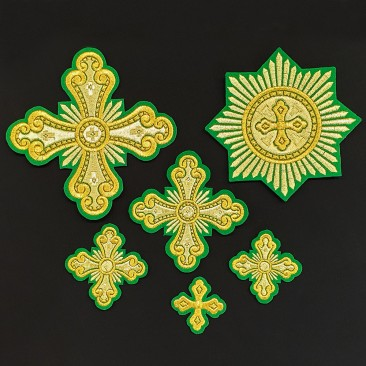 Crosses for Vestments (Prince)