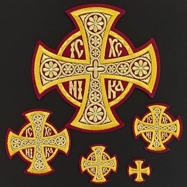 Кресты для греческих облачений «Ника»
