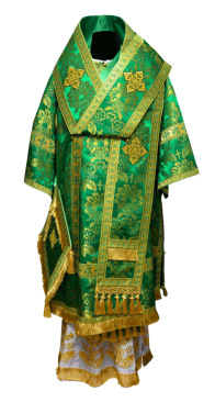 Vestment of Bishop