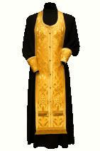 Требный комплект желтый