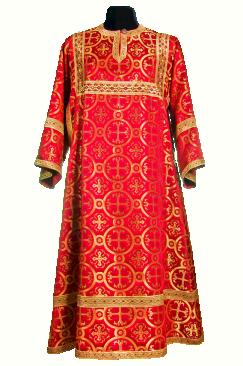 Altar Server Sticharion red
