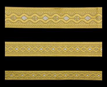 ☦️Галун «Пасха» золото с серебром | КУПИТЬ >> Украина | Киев • Аксессуары и фурнитура