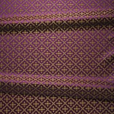 Парча фіолетова «Хрест Костянтина»