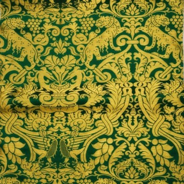 ☦️BROCADE GREEN (BETHANY) •  buy | for sale