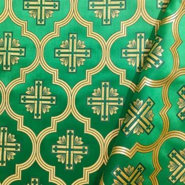 Brocade green (Cross Polistavry)