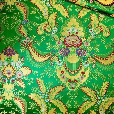 ☦️BROCADE GREEN (HALKIDA) •  buy | for sale