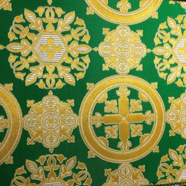 ☦️BROCADE GREEN (CAESAREA) •  buy | for sale