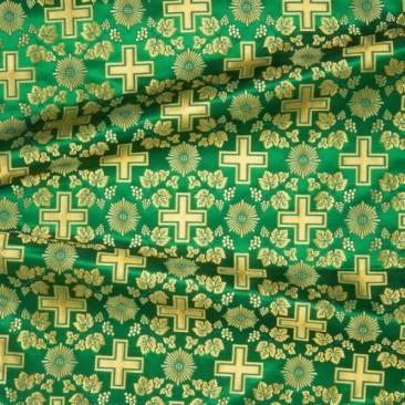 Silk green (Serbian Cross)