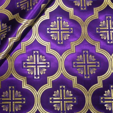 Шовк фіолетовий «Никея»