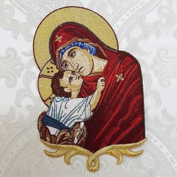 Икона на палицу «Богородица»
