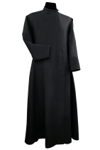 Men's Summer Cassock with embroidery on the collar (linen)
