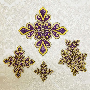 ☦️НАБОР КРЕСТОВ ДЛЯ ГРЕЧЕСКОГО ОБЛАЧЕНИЯ •  купить   цена >>> Украина   Киев