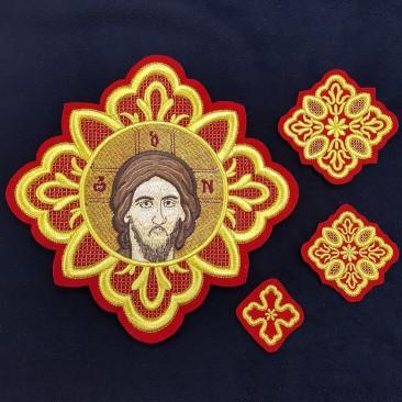 Кресты для иерейского греческого облачения