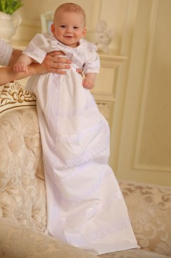 Baptism, christening set (My gentle Angel)