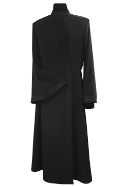 Outer Cassock Russian-style Male embroidered (wet silk)